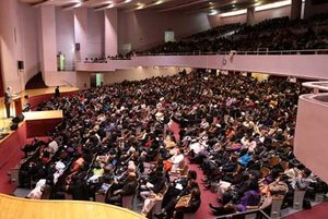 More Than 300 People U2013 Double The Expected Number U2013 Flocked To Harlemu0027s  Fort Washington Spanish Seventh Day Adventist Church To Hear Denzil  McNeilus, ... Ideas